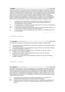 1 avaliando administrativo ii