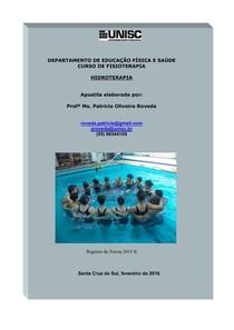 Apostila  Hidroterapia