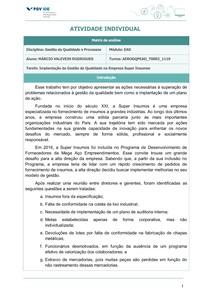 Gestão da Qualidade e Processos - Márcio Rodrigues