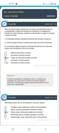 Anatômica sistêmica