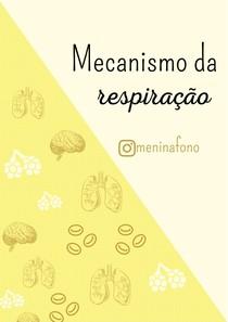 Mecanismo da respiração