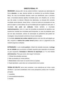 DIREITO PENAL- P1