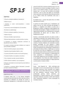 Tutoria Metabolismo - Diabetes