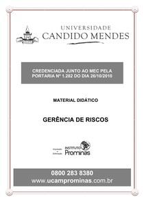 GERENCIA DE RISCOS - Engenharia de Segurança do Trabalho - 11 67c659d195
