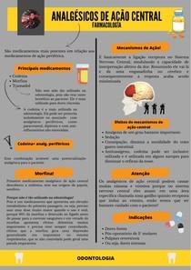 Analgésicos de Ação Central - Farmacologia