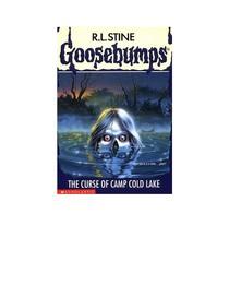 Stine, R.L. - [Goosebumps 56] - The Curse of Camp Cold Lake (Undead) (v1.5)