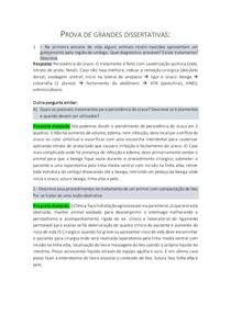 PROVA DE GRANDES ANIMAIS IV