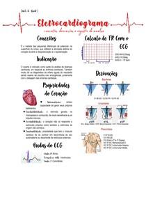 Eletrocardiograma - Resumo
