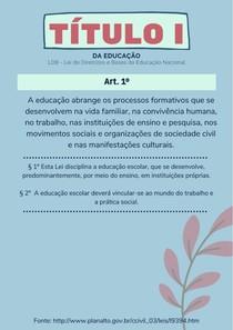 LDB - Título I