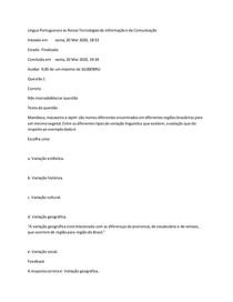 QUESTIONÁRIO 1-EXERCICIO 2