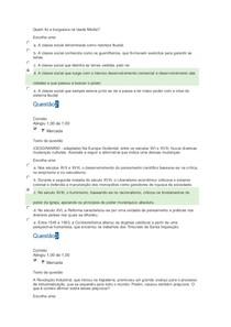 HOMEM, CULTURA E SOCIEDADE   ATIVIDADE DE APRENDIZAGEM 1   ANHANGUERA