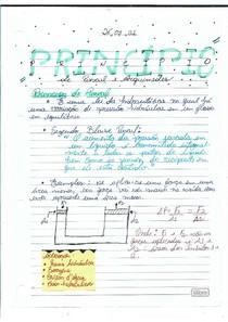 Principio de pascal e arquimedes