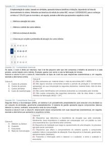 Apol 3   Contabilidade Gerencial e Finanças para Administradores (1)