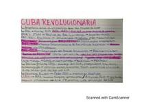 Cuba Revolucionária