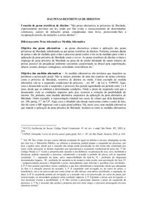 DAS_PENAS_RESTRITIVAS_DE_DIREITOS