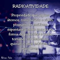 Radioatividade - Enem