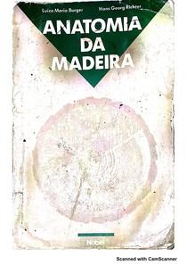 Livro Anatomia da Madeira