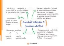 Jurisdição contenciosa e jurisdição voluntária - Mapa Mental