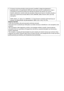 AV DISCURSIVA - Avaliação Físico Funcional e Imaginologia