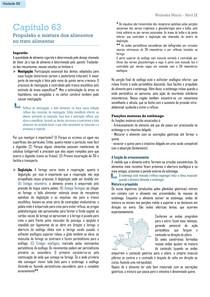 Propulsão e mistura dos alimentos no trato alimentar (Resumo cap 63 - Guyton & Hall)