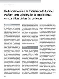 Antiglicemiantes Oral