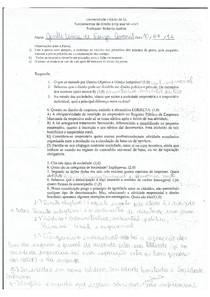 AV1 FUNDAMENTOS DE DIREITO EMPRESARIAL