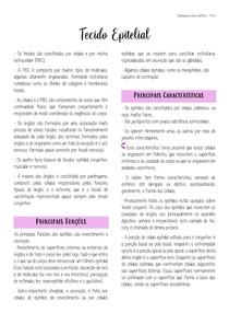 Tecido Epitelial (Cap. 4 - Junqueira e Carneiro 13ª ed.)