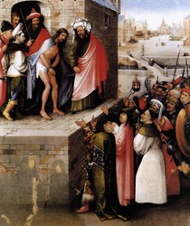 Hieronymus Bosch - Ecce Homo