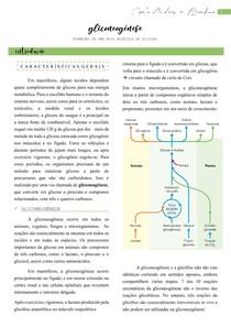 Gliconeogênese - Bioquímica Metabólica