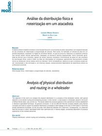 artigo 02 distribuicao fisica