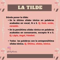 La Tilde