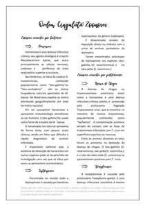 Zoonoses na ordem Cingulata- Zoonoses em tatus