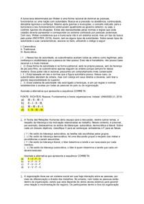 prova flex avaliação 2