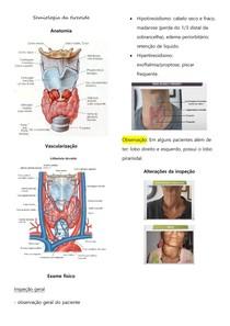 Semiologia da tireoide