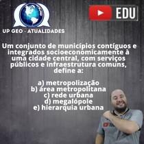 Quiz - Urbanização