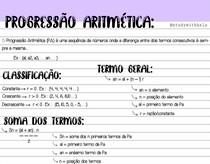Progressão aritmética ( Pa)