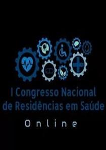 I Congresso Nacional de Residências em Saúde (online)