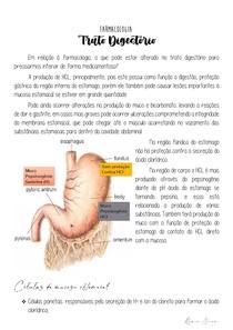 Farmacologia do Trato Digestório