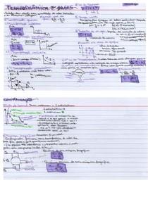 Termodinâmica e gases