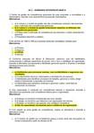 RESPOSTAS: AV2 - Seminário IV