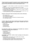 TEORIAS E SISTEMAS PSICOLÓGICOS I