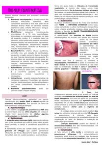 Doenças exantemáticas