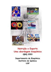 Nutrição e Esporte[1]