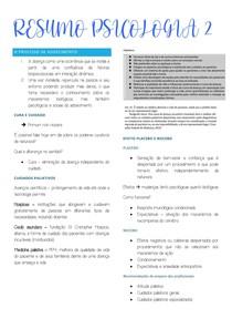 RESUMO PSICOLOGIA 2