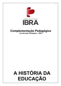 A-HISTÓRIA-DA-EDUCAÇÃO-APOSTILA