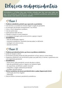 endodontia e periodontia