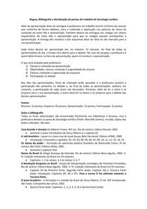 2º Trabalho (10-12) - Sociologia Jurídica - Informações