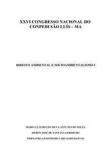 CATADOR DE MATERIAL RECICLÁVEL: PROTAGONISMO CIDADÃO E A LIVRE INICIATIVA