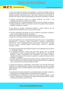 UFPR 2ª Fase - 2018 - PROVA DE BIOLOGIA