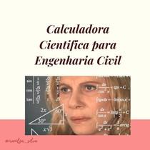 Calculadora para Engenharia Civil